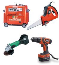 電気工具 特殊機器